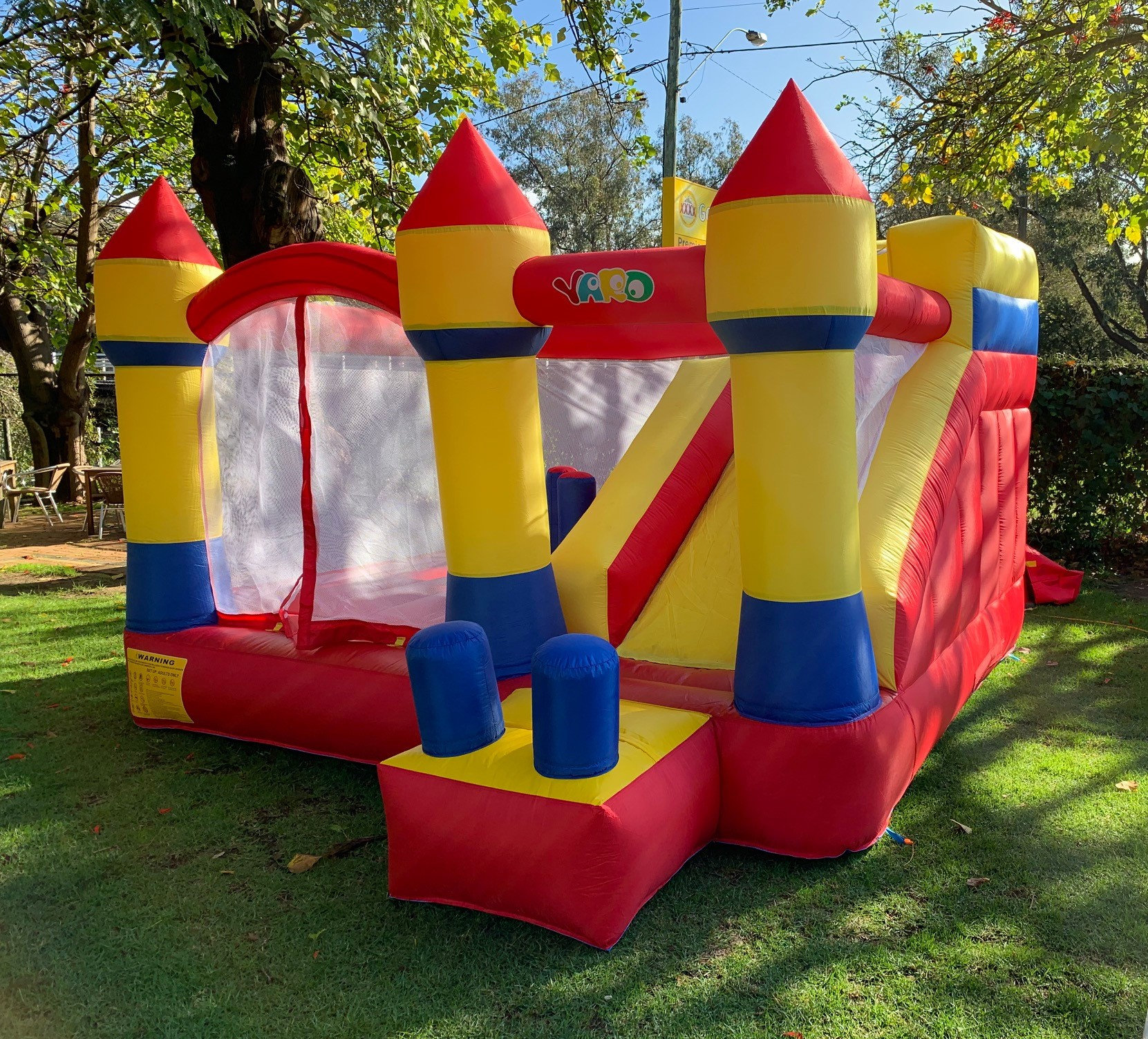 Bouncy Castle for Kids